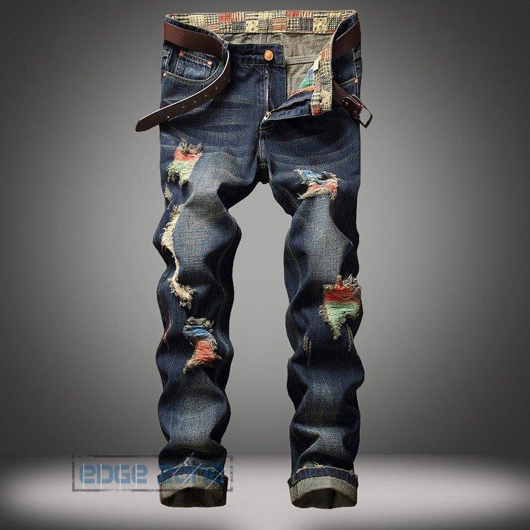 ジーンズ メンズ デニムパンツ ジーパン デニム パンツ ジーンズ メンズ デニムパンツ ジーパン デニム パンツ Gパン ボトムス ダメージ