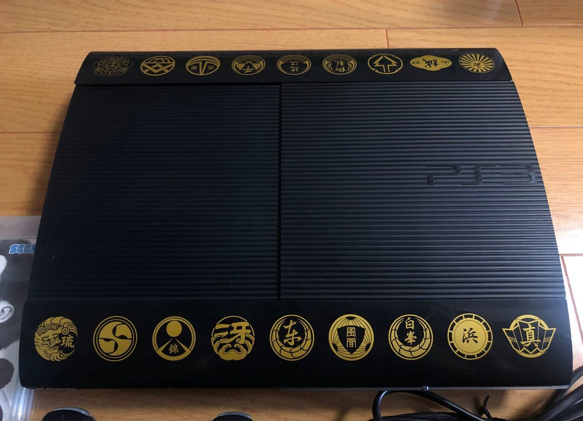 PS3 龍が如く セット