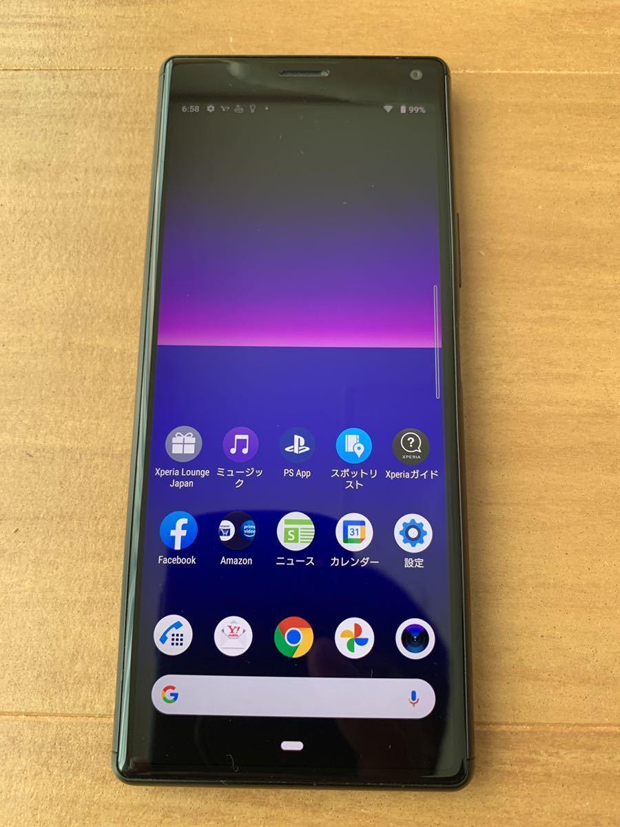 極美品 Xperia 902SO android Sony SIMフリー 中古本体 動作品 Y mobile 1スタ