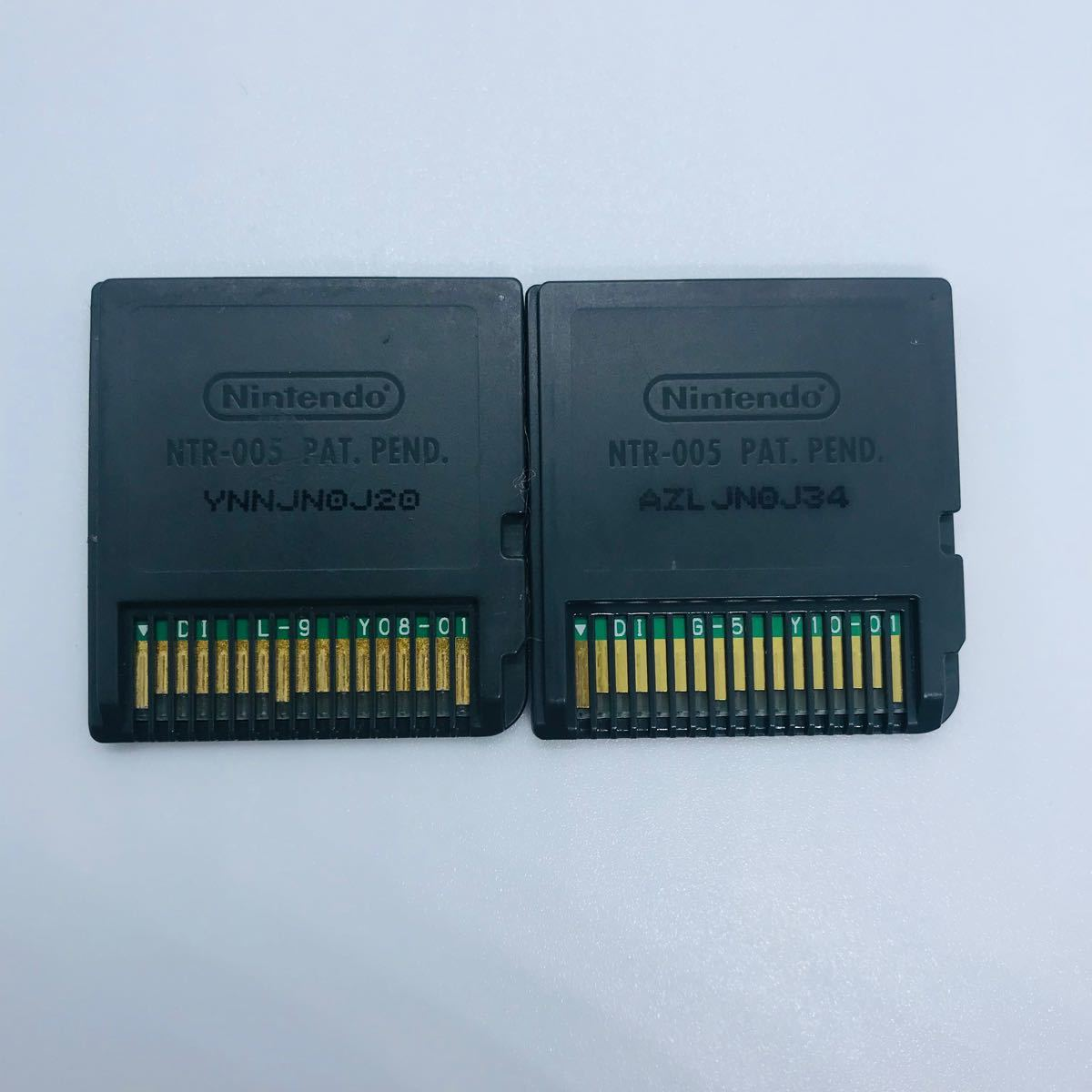 DSソフト 2本まとめ売り