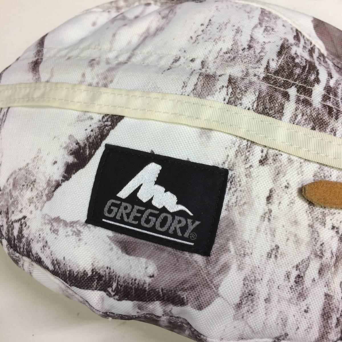 USA製 グレゴリー テールメイトXS スノーカモ 迷彩 ボディバッグ