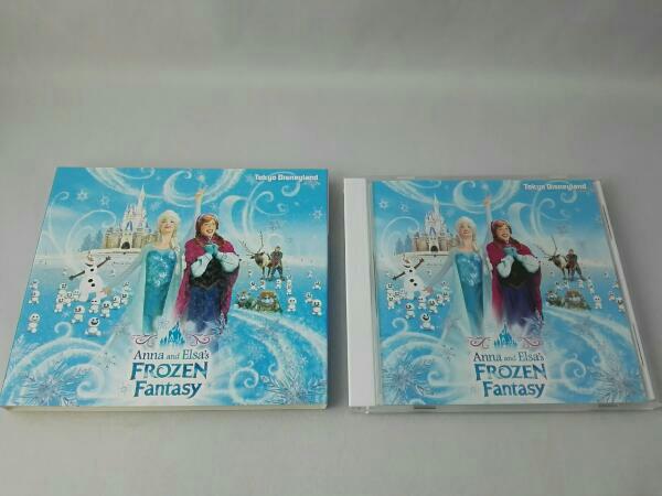東京ディズニーランド アナとエルサのフローズンファンタジー ディズニーグッズの画像