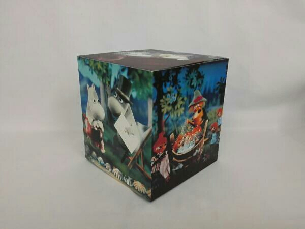 ムーミン パペット・アニメーション DVDスペシャルBOX(限定生産) グッズの画像