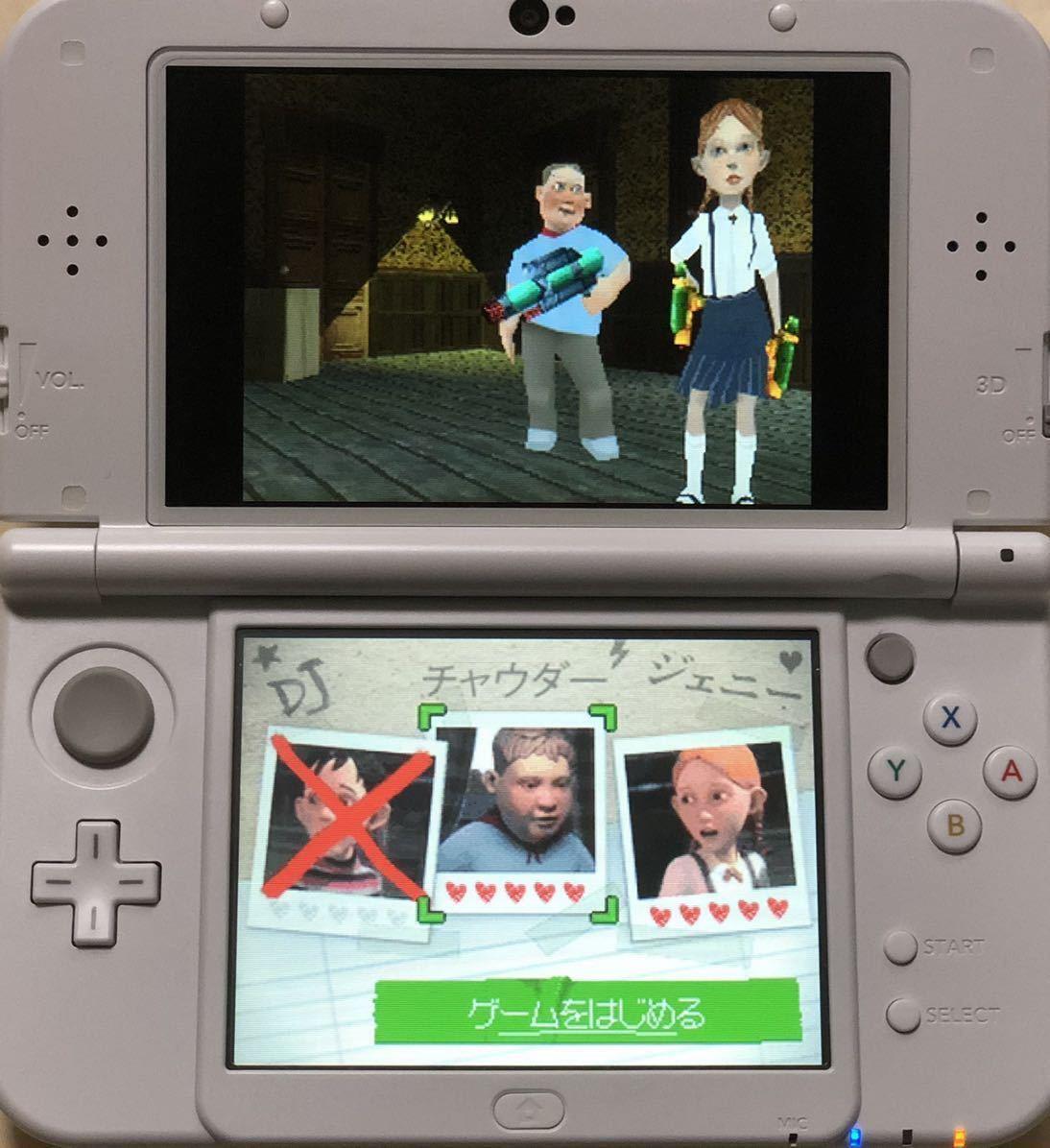 【動作確認画像有り】 DS モンスターハウス ニンテンドーDS Nintendo ゲームソフト カセット *ソフトのみ