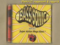 ★即決★ BASS SONIC Vol.2 スーパー・アクション・メガ・ ベース!――アクション映画のテーマ曲をベースカヴァー収録_画像1