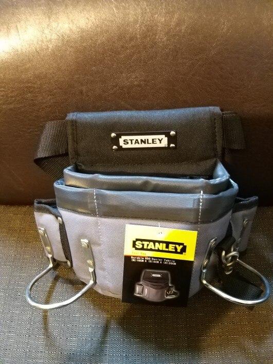 新品 送料無料 ツールウエストバッグ 工具収納 工具入れ 腰袋 工具差し かばん ハンマーホルダー ワークポケット 調節可能ベルト DIY_画像8