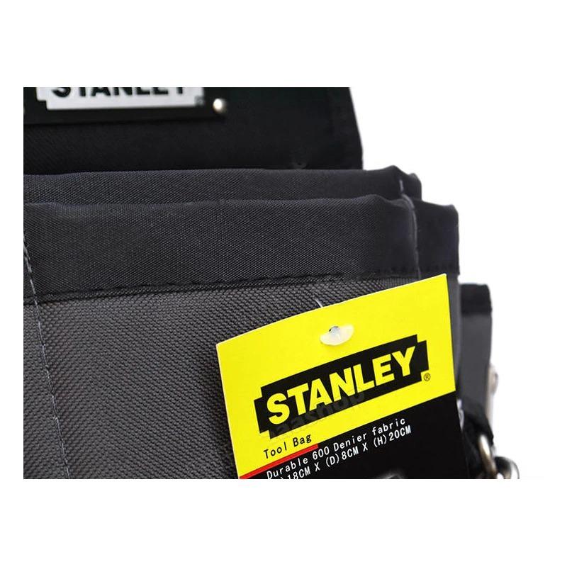 新品 送料無料 ツールウエストバッグ 工具収納 工具入れ 腰袋 工具差し かばん ハンマーホルダー ワークポケット 調節可能ベルト DIY_画像4