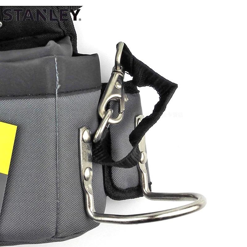 新品 送料無料 ツールウエストバッグ 工具収納 工具入れ 腰袋 工具差し かばん ハンマーホルダー ワークポケット 調節可能ベルト DIY_画像2