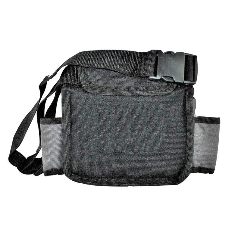新品 送料無料 ツールウエストバッグ 工具収納 工具入れ 腰袋 工具差し かばん ハンマーホルダー ワークポケット 調節可能ベルト DIY_画像3