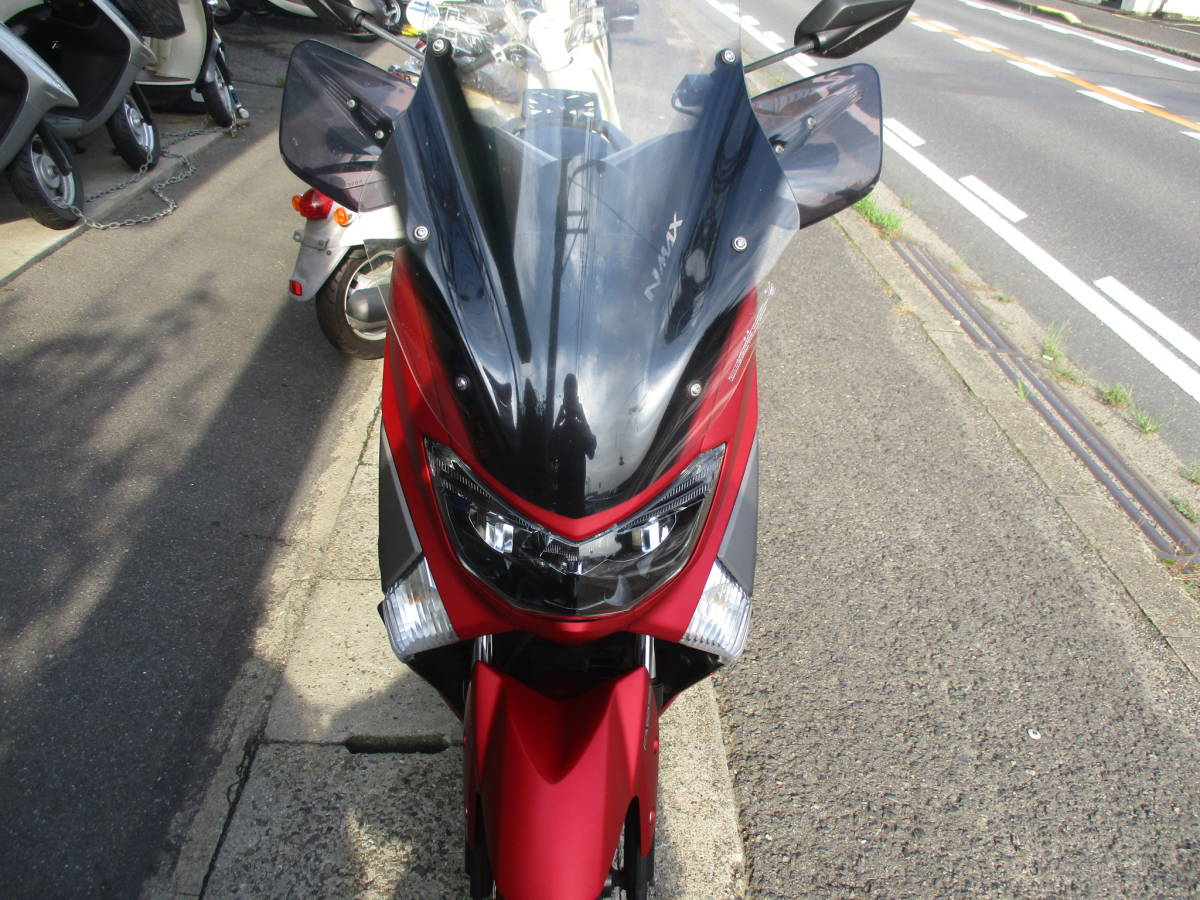 「☆NMAX155☆高速道路OK☆SP忠雄マフラー☆通勤☆通学☆ツーリング☆格安☆岡山発☆」の画像3