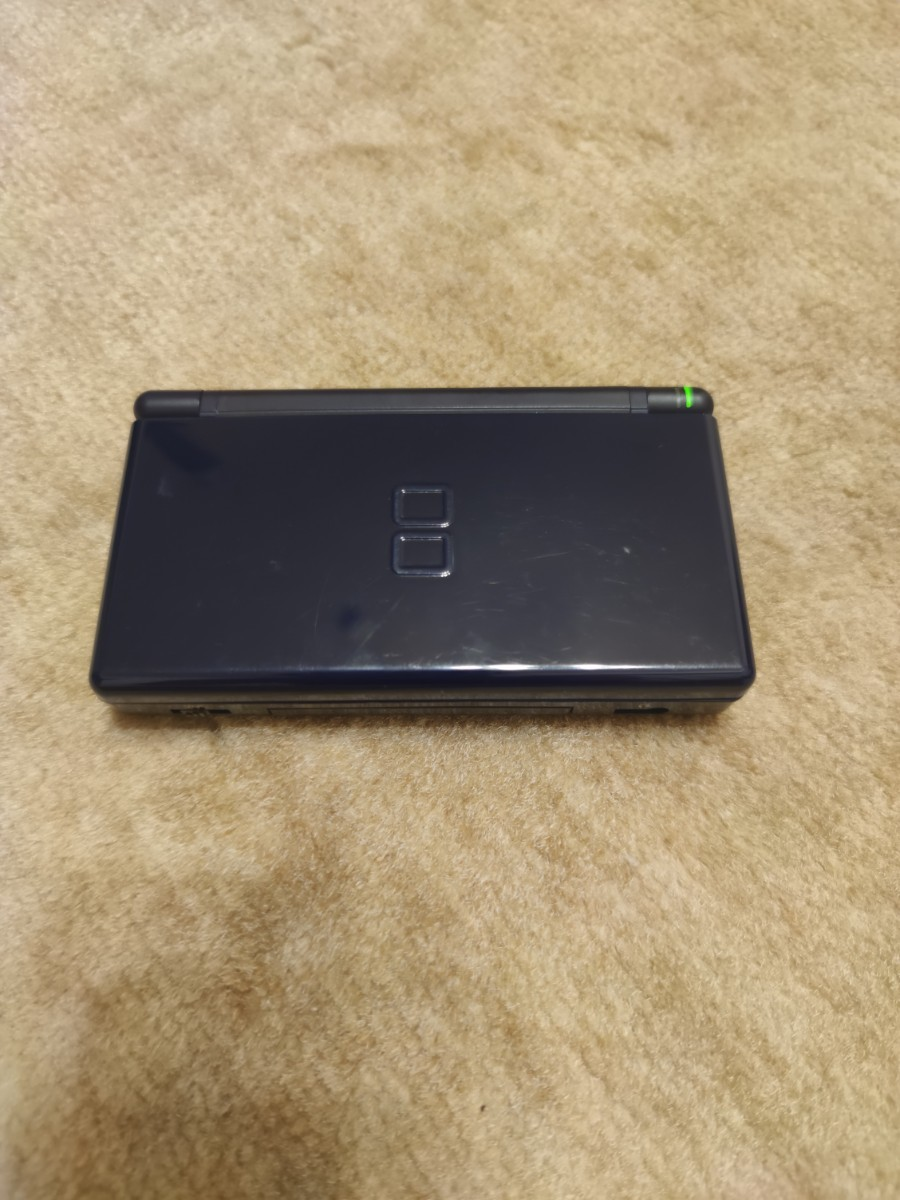 ニンテンドーDS Liteとソフト9種
