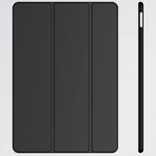 新品 未使用 iPad JEDirect N-XP オ-トスリ-プ機能 (ブラック) Air 3(2019)とiPad Pro 10.5(2017) 用ケ-ス 三つ折スタンド_画像1