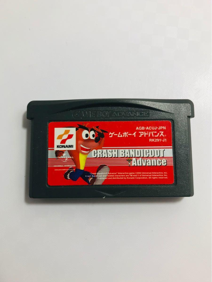 ゲームボーイアドバンスソフト.5本まとめ 任天堂 GBA