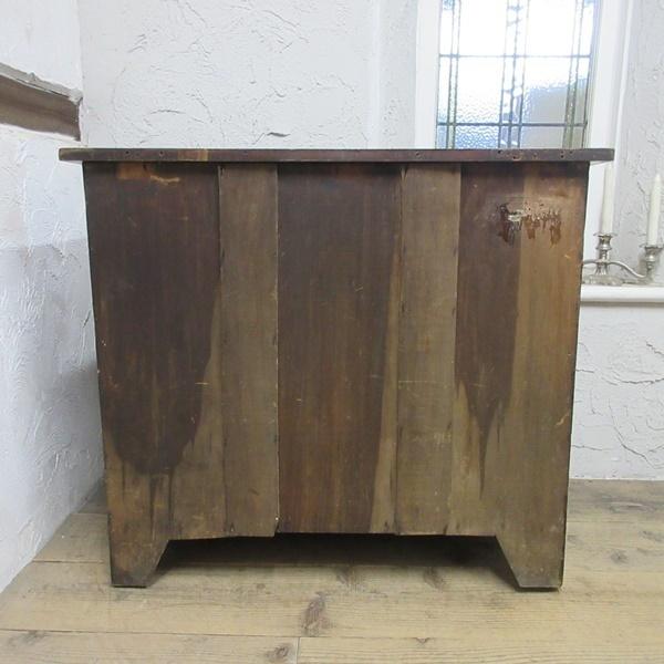 イギリス アンティーク 家具 SALE セール チェスト ドロワーズ 3段引き出し タンス 収納 飾り棚 木製 英国 CHEST 6001c 特価_画像6