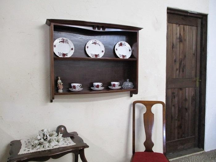 イギリス アンティーク 家具 SALE セール ウォールシェルフ スパイスラック シェルフ 飾り棚 木製 英国 OTHERFUNITURE 6149b特価_画像1