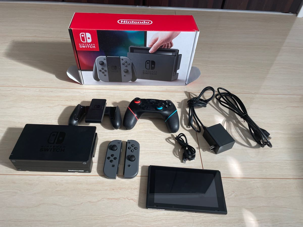 ニンテンドースイッチ本体 ニンテンドースイッチ Nintendo Switch 箱付き