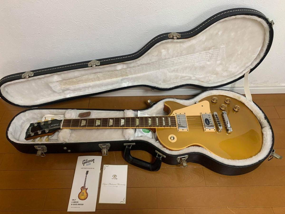 Gibson エレキギター Les Paul traditional made in USA 中古美品 #033680690