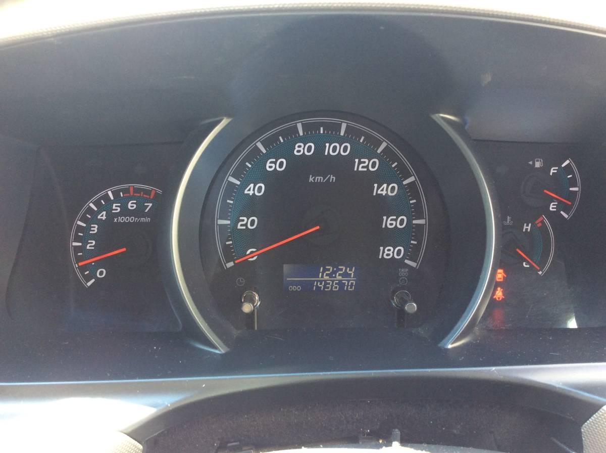 「H24 ハイエース グランドキャビン 4WD 車中泊仕様 走行 : 145,000km (実走) AT 車検なし」の画像3