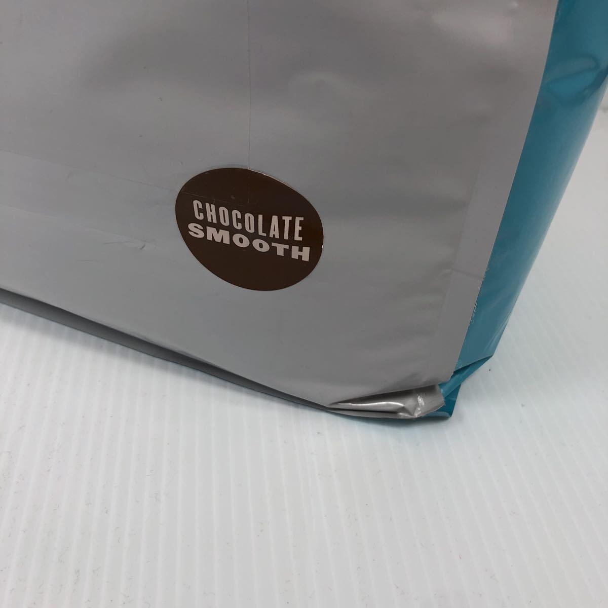 破れあり 1円スタート マイプロテイン MYPROTEIN ウエイトゲイナー チョコレートスムース 5kg 新品 未開封 _画像2