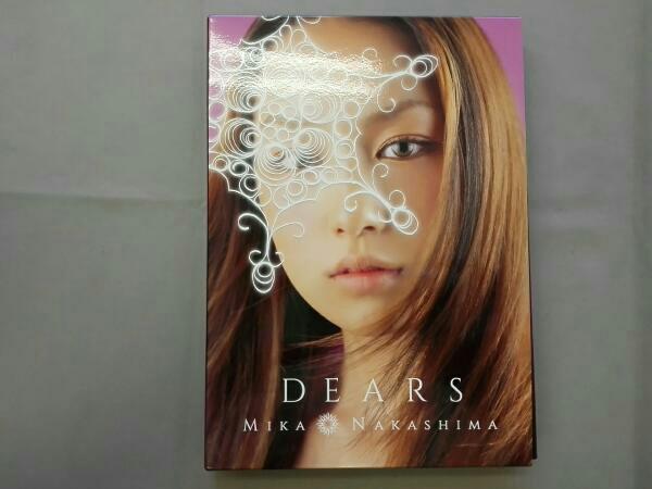 中島美嘉 DEARS(ALL SINGLES BEST)(初回生産限定盤)(DVD付) ライブグッズの画像