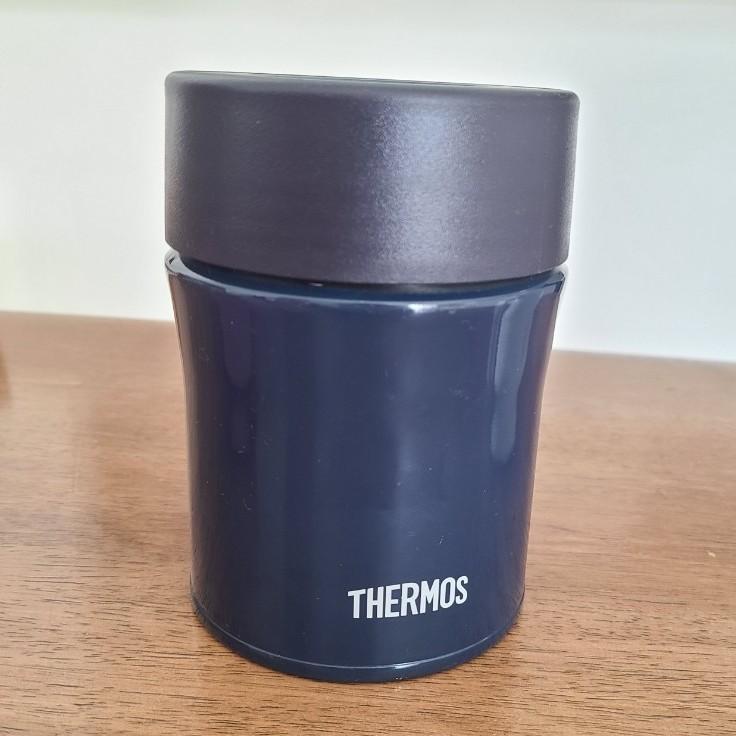 サーモス THERMOS 真空断熱 スープジャー 500ml コン