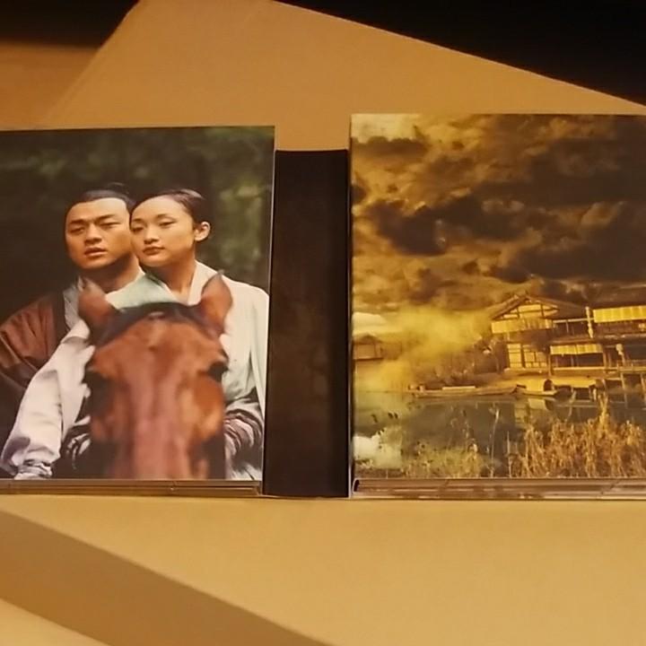 DVD 射鵰英雄伝 金庸 DVD BOX 上 1-5 字幕、吹替