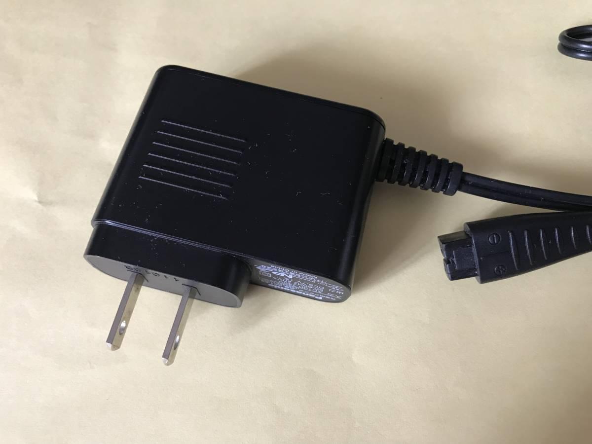 Panasonic National共通 シェーバー用ACアダプター RC1-68 5.7V 1A