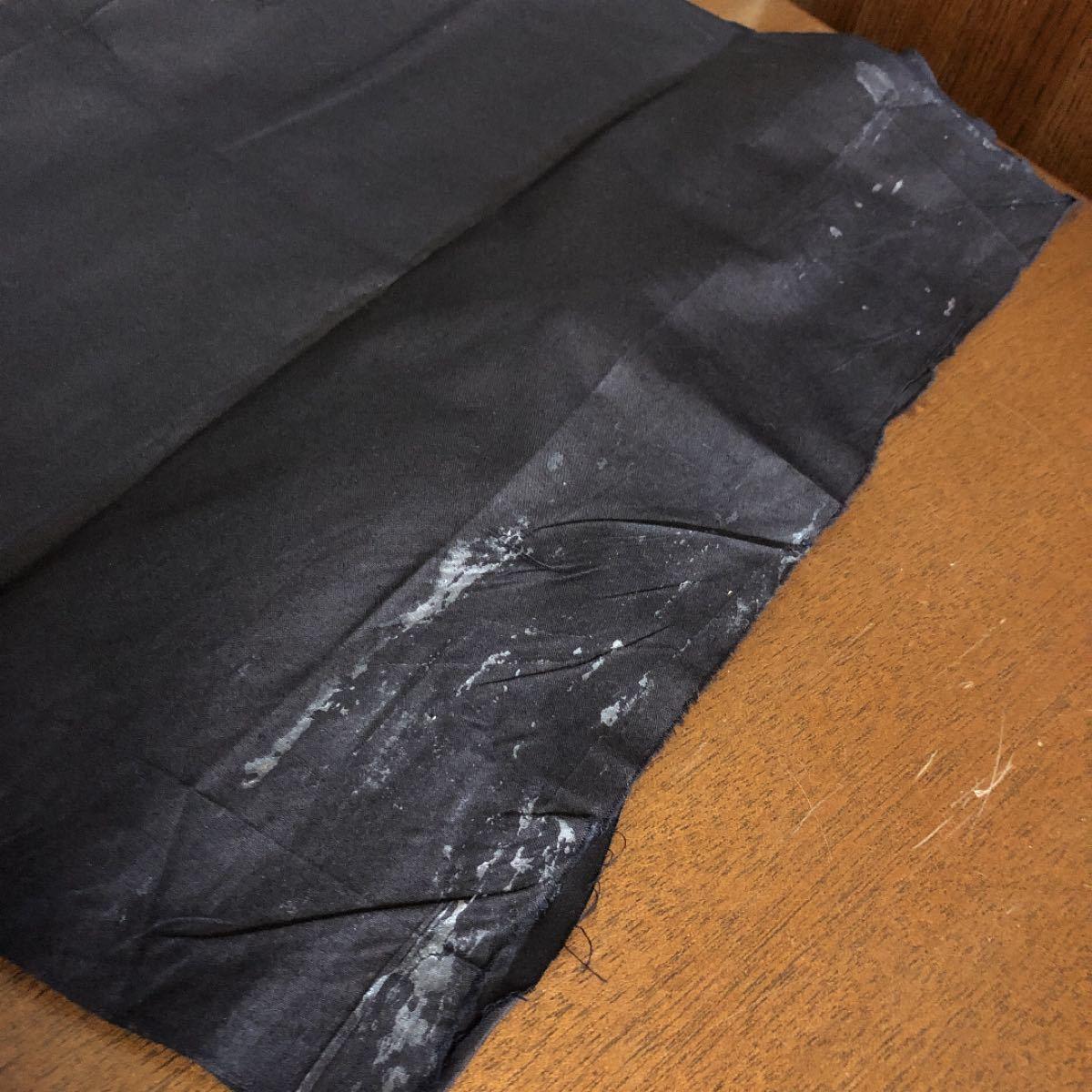 男物の着物の裏地?はぎれ つまみ細工 小物 インテリア等リメイクリフォーム用 ハンドメイド素材 手芸 ホームソーイング 綿 木綿