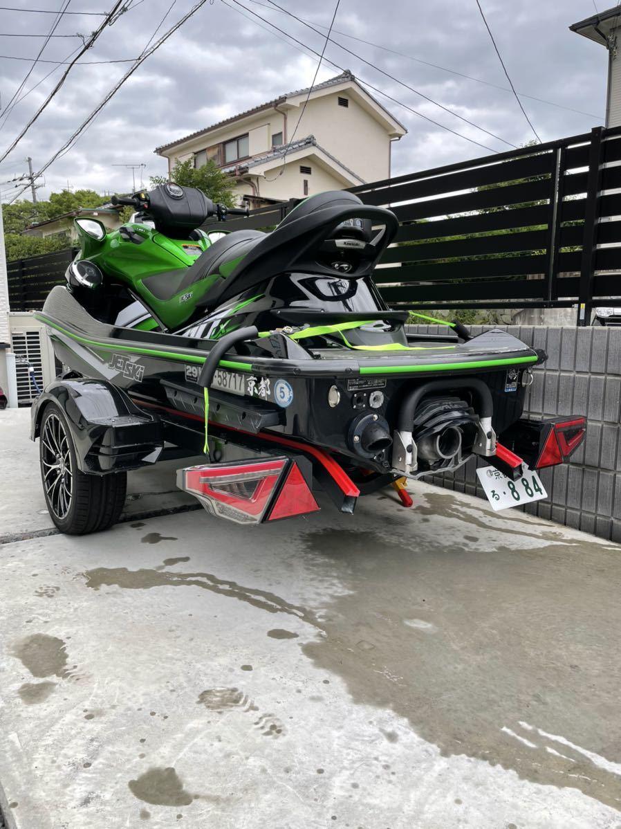 「2018年モデルカワサキウルトラ310lx」の画像2