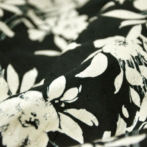 ハンドメイド トートバッグ ハンドバッグ エコバッグ 花柄 サテン