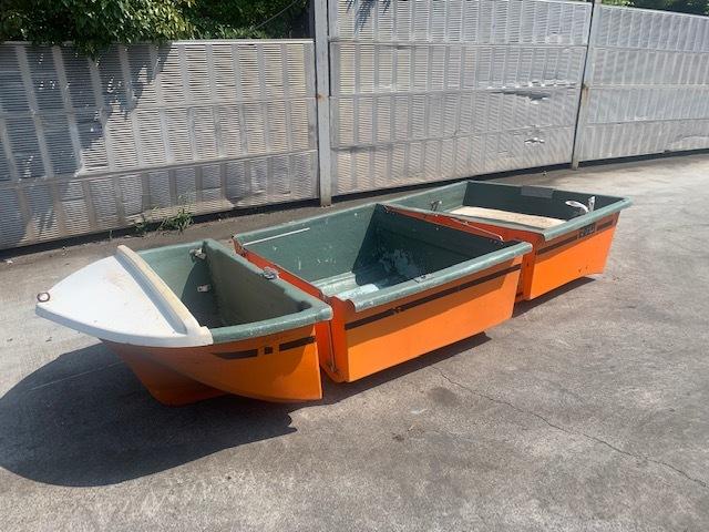 「オヌママリン マクロ 3分割組立式ボート」の画像2
