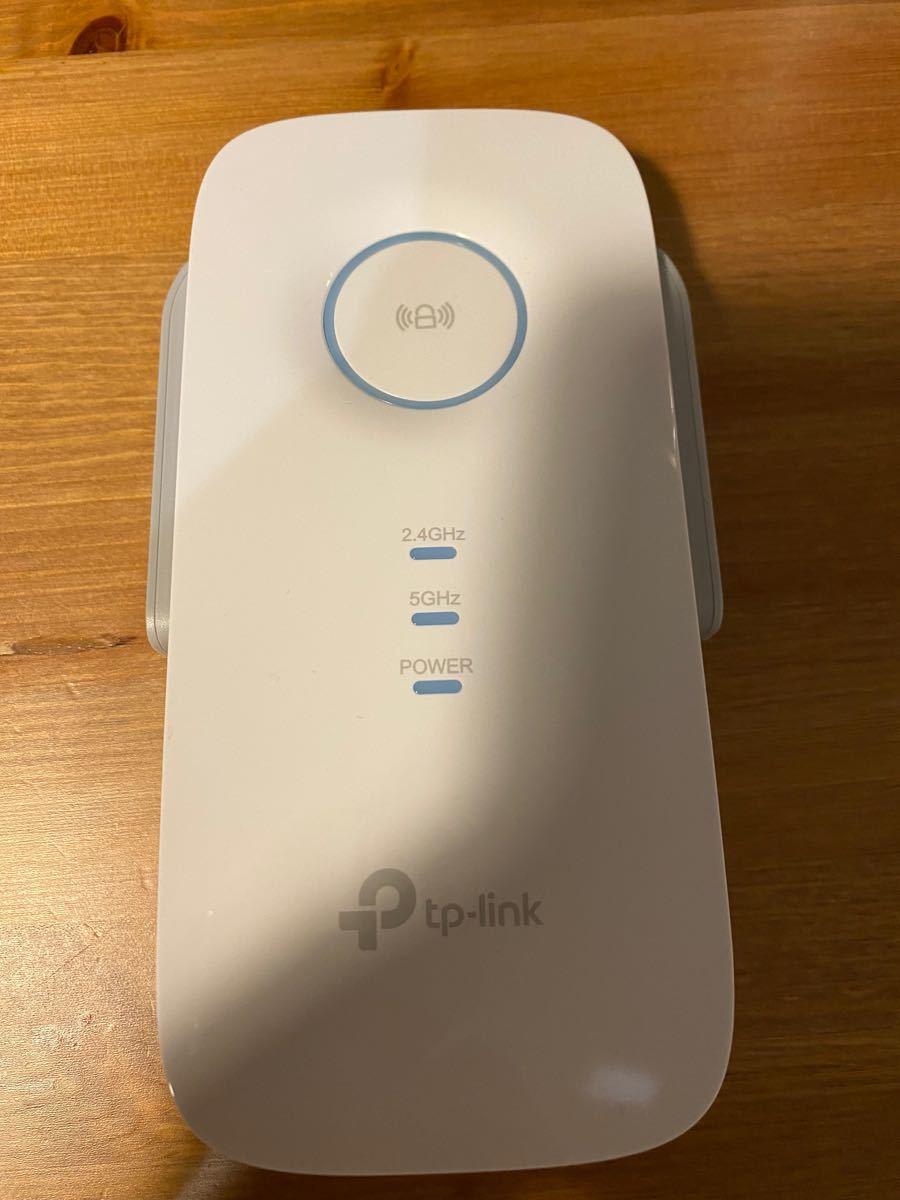 TP-Link WiFi 無線LAN 中継器 RE450 11ac 1300+450Mbps