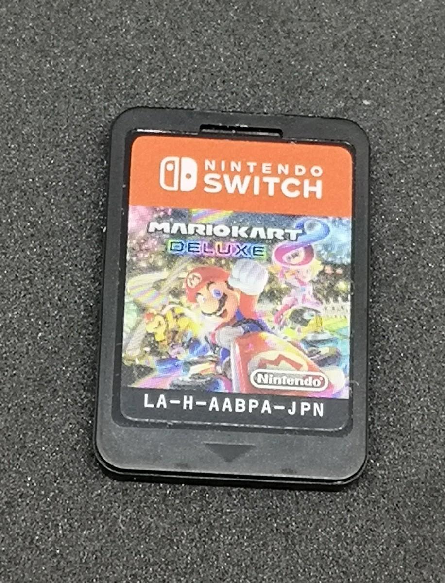 マリオカート8デラックス 良品 switch