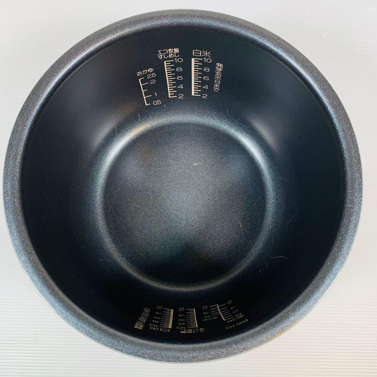 ☆象印  マイコン炊飯ジャー 極め炊き NL-DA18 2019年製☆