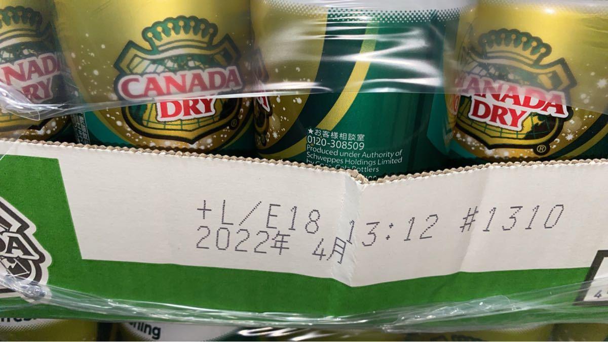 ジンジャーエール 350ml×30缶
