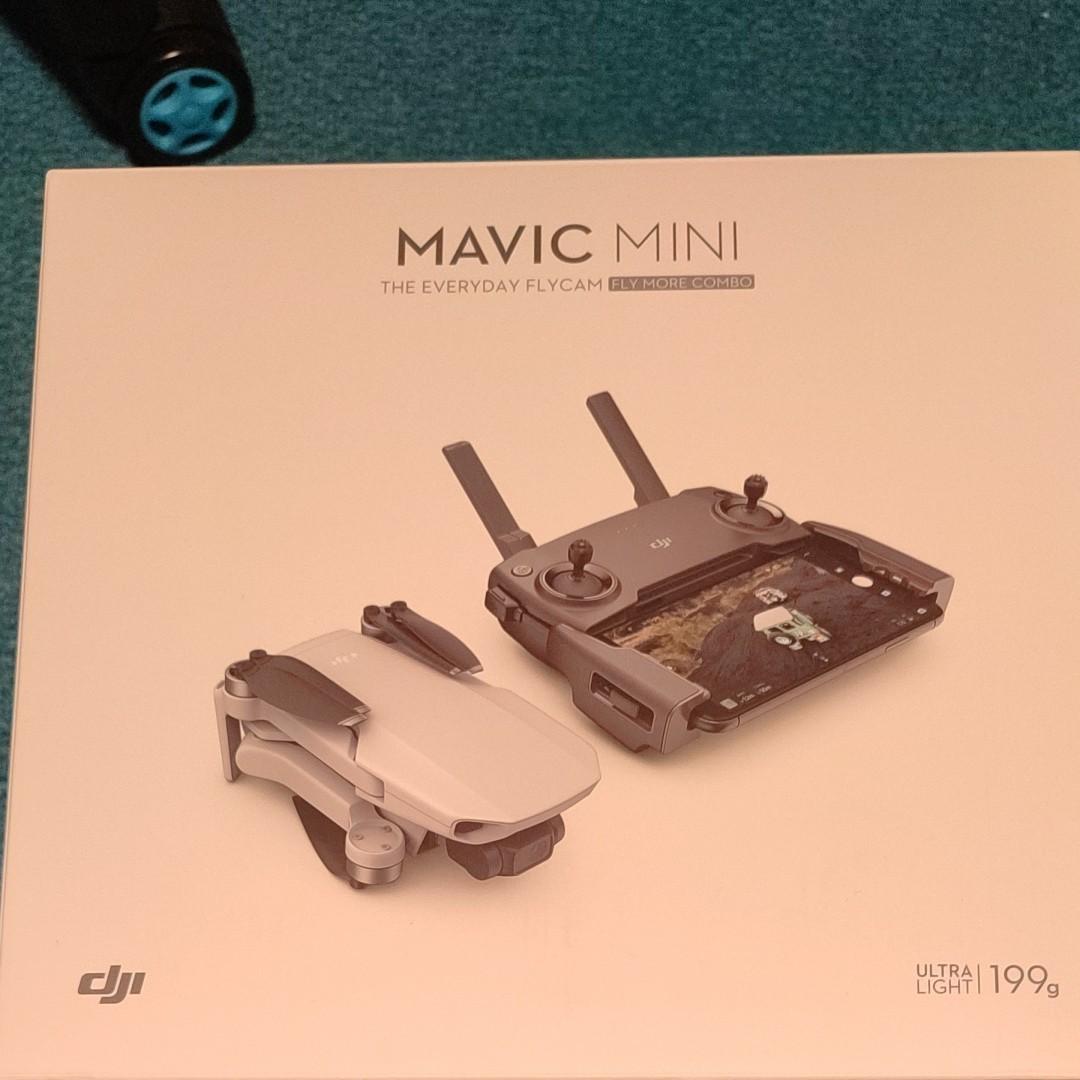 ドローンDJI Mavic mini Fly More Combo マビックミニ
