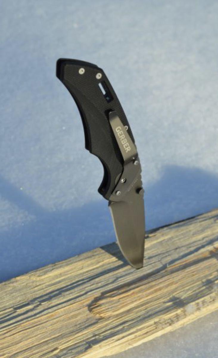 Gerber ガーバー Contrast AO Folding Knife ナイフ アウトドア キャンプ 定番 登山 フォールディング ナイフ 折りたたみ ナイフ