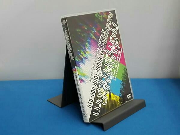 オレンジレンジ world world world TOUR 009-010神奈川 VS LIVE ライブグッズの画像