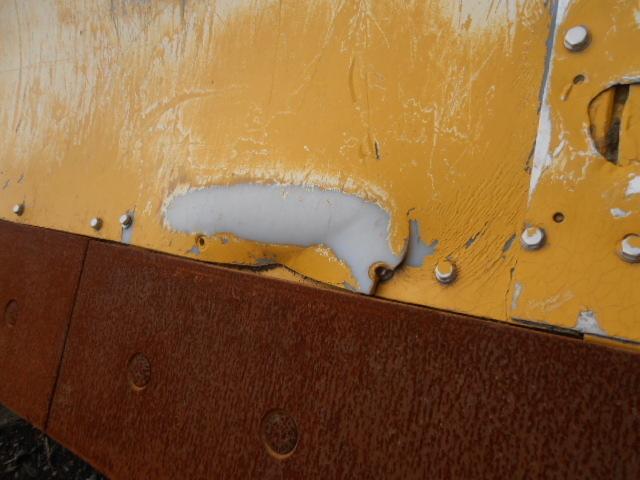 ★☆cg8000D コマツ タイヤショベル WA200 スノーブレード 排土板 ワンタッチ 除雪 弘前市 青森県195001☆★_画像7