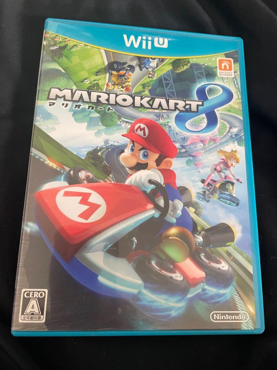 マリオカート8 WiiU ソフト 任天堂Wii MARIO