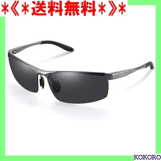 《*送料無料*》 Renao プレゼント 男女兼用 運転用 サングラス釣り サ メンズ スポーツサングラス 偏光サングラス 145