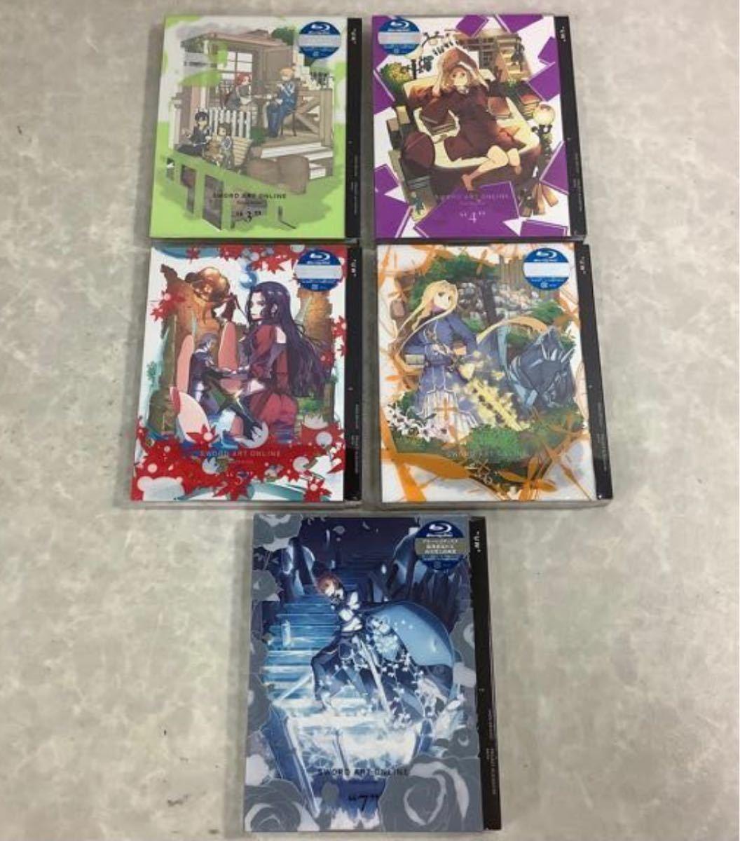 ソードアート・オンライン アリシゼーション 1から8 収納ボックス Blu-ray