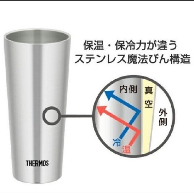 サーモス 真空断熱タンブラー 400ml  3つセット