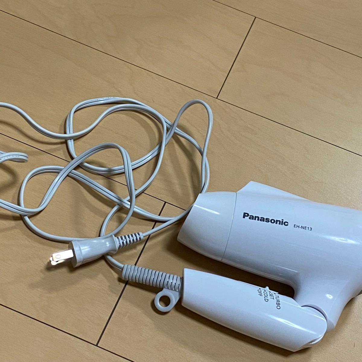 Panasonic パナソニック ヘアドライヤー ホワイト