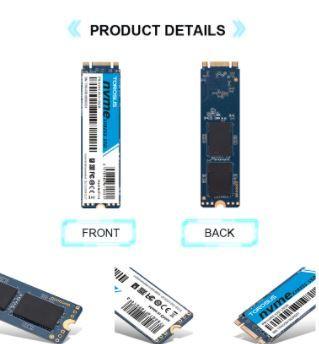 【最安】新品 SSD 256GB TOROSUS M.2 NVMe PCI-E 未開封 デスクトップ ノートPC 高速 2280 TLC 3D NAND 内蔵型 パソコン_画像3