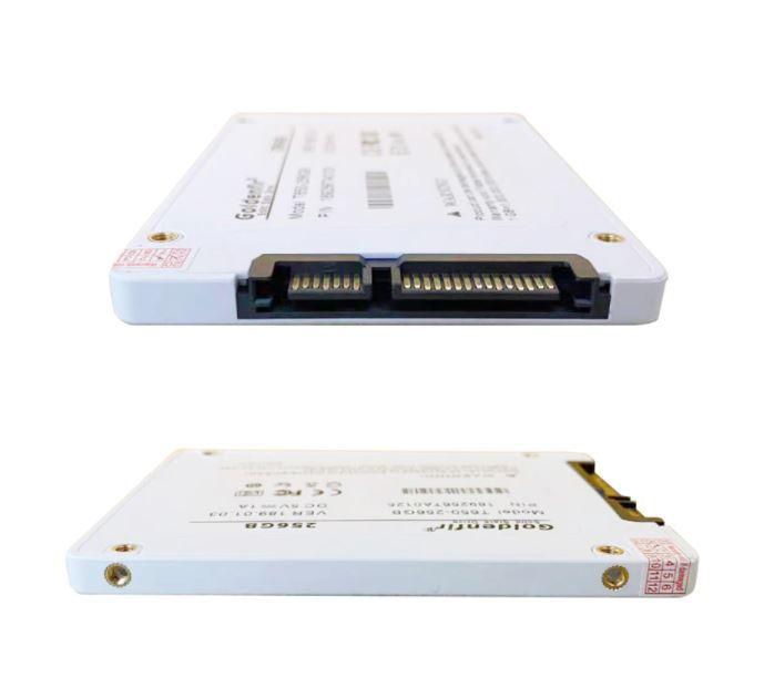 【最安】新品 SSD 120GB Goldenfir SATA3 / 6.0Gbps 未開封 ノートPC デスクトップPC 内蔵型 パソコン 2.5インチ 高速 NAND TLC_画像4