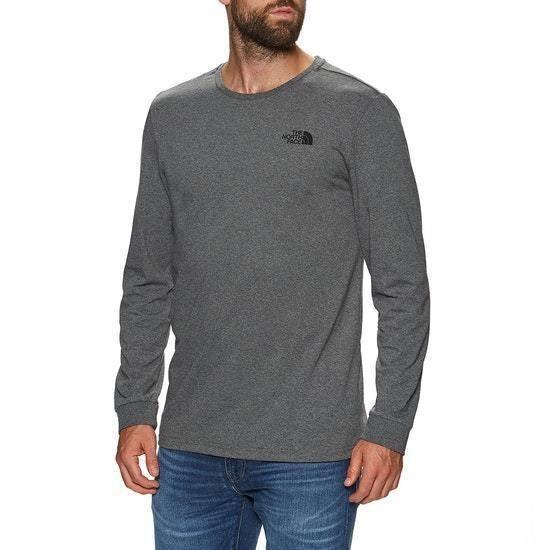 【The North Face ザノースフェイス】Simple Dome長袖Tシャツ