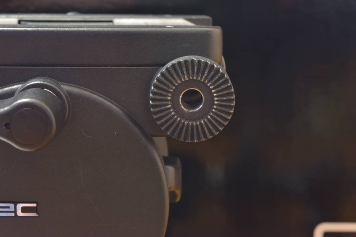 Libec(リーベック)ビデオカメラ用雲台、RH25D_画像6