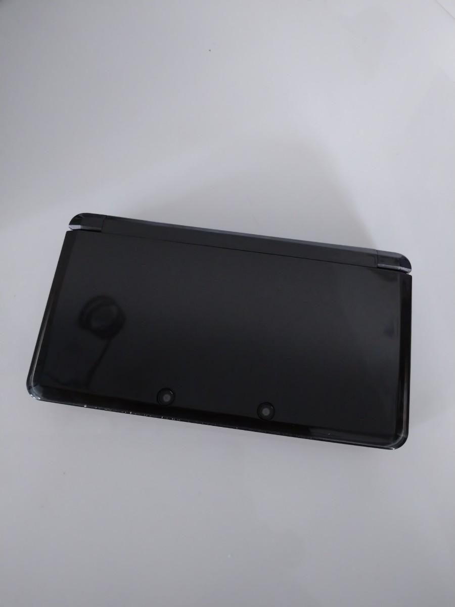ニンテンドー3DS 任天堂 Nintendo ブラック ニンテンドー3DS本体