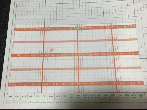 小さなお品物の包み紙 25枚 包装紙 ラッピングペーパー 模造紙 片艶クラフト紙 片面ツヤ加工 約20×11㎝ _画像4
